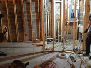 More wiring