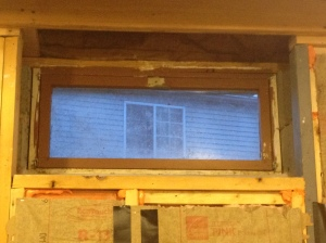 Old window - not cute or easy to open