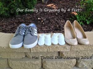 Our pregnancy annoucement